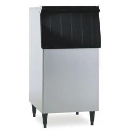 "Hoshizaki vinyl clad exterior ice storage bin holds 300 lbs ice 22"" wide"