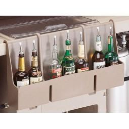 7 bottle speed rail for BAR650 or BAR730