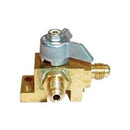 High pressure changeover valve assy, 1/4 MFL, Taprite