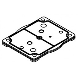 Thomas valve plate unpainted