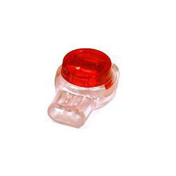UR connector, red 19-26AWG