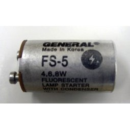 Starter, FS-5 w/condenser