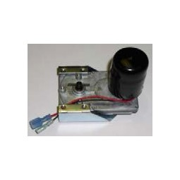 Gear motor with bracket