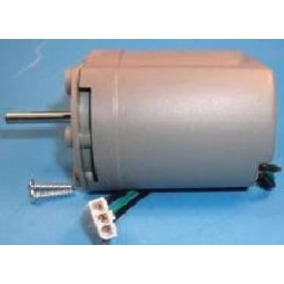 Whipper motor with wire connector