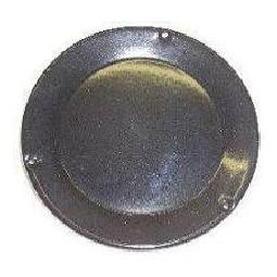 3-hole, warmer plate