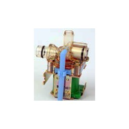 Liquid dispense valve