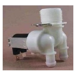 Dual inlet valve