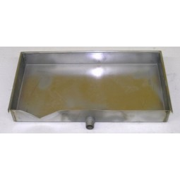 Drip tray assembly with drain, new, 500