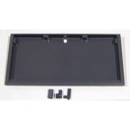 Drip tray assembly, wide plastic