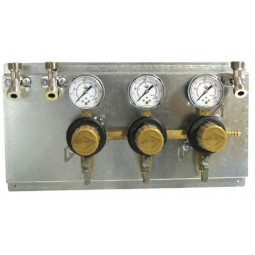 Secondary regulator wall mount 3P x 3P 60 PSI