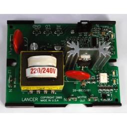 PCB ROHS assy carb cont new LL 220V