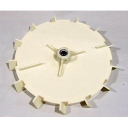 Dispenser wheel assembly, hex, nugget