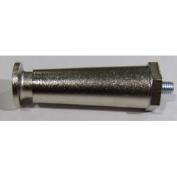 "Leg, 4"" nickel plated"