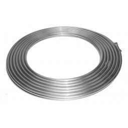 "5/16"" OD stainless steel tubing, sold by the foot"