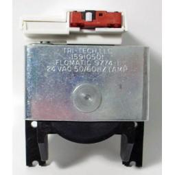 Solenoid, push button single yoke AC, 424 PB