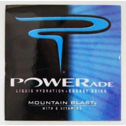 FS valve label, Pwde Mt Blast 2x2