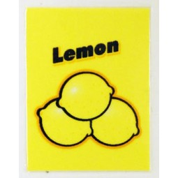FS Flavor Shot Label, Lemon