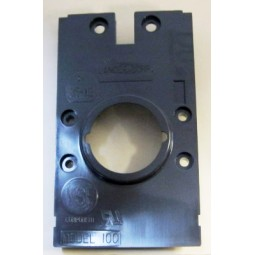 LEV bottom plate GMV plastic