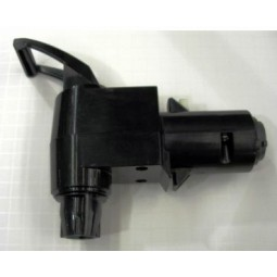 Nozzle extension assembly, tea urn