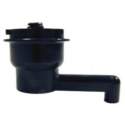 Syrup separator, black, 3 prong for LEV 4.5/Variety Valve