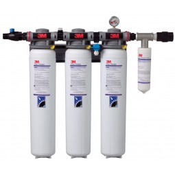 3M/Cuno DP390 filter system 162,000 gal, 15 GPM, .2 microns