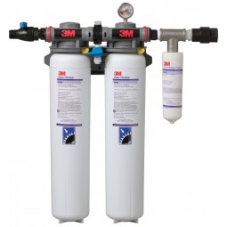 3M/Cuno DP290 filter system 108,000 gal, 10 GPM, .2 microns