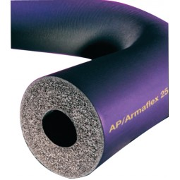 "Armaflex® insulation 1/2""ID, 3/8"" thick"