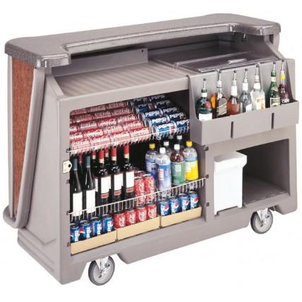 CamBar portable bar designer décor with cold plate