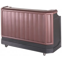 CamBar portable bar std décor with cold plate