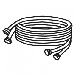 Condenser pre-charged tubing kit, 55' length
