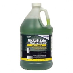 Nickel-Safe ice machine cleaner, 1 gallon bottle