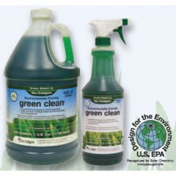 Green Clean all-purpose cleaner, 1 quart spray bottle