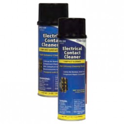 Electrical Contact Cleaner spray, low VOC for California, 14 oz. can
