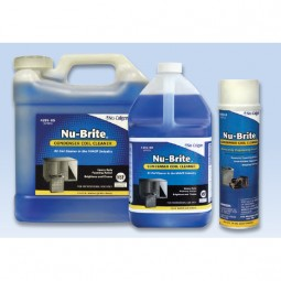 Nu-Brite® condenser coil cleaner, 1 gallon bottle