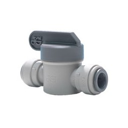 Shut-off valve long handle 1/2