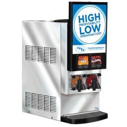 FBD 562 2 flavor, tall door, side open, air cooled