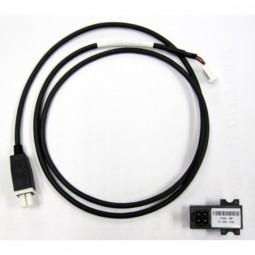 """FBD kit, mld harness & transducer, FBD550, 40"""""""