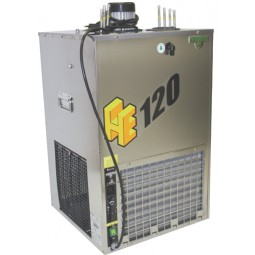 VS HE 120 flash chiller 4 S/S coils