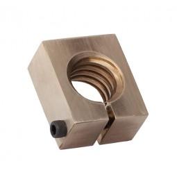 Nut, bowl lift screw