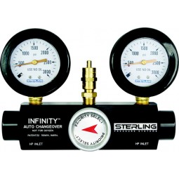 Infinity Auto Changeover without telemetry input