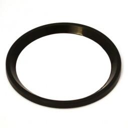 Black seal, vee-top cover
