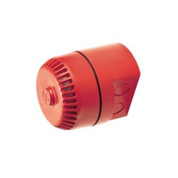 Siren-24-R extra loud warning siren for high alarm indication