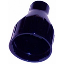 Nozzle twist lock dark blue