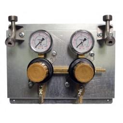 Secondary regulator wall mount 2P x 2P 60 PSI