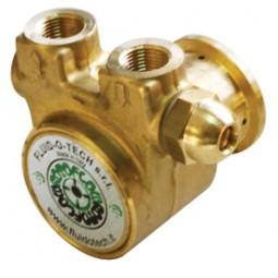 Brass rotary vane pump