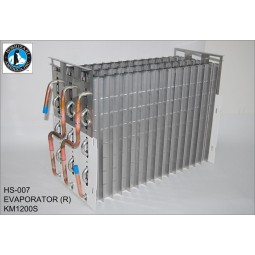 Hoshizaki evaporator (right bank)
