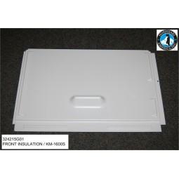 Hoshizaki front insulation