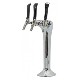 Mongoose 3 faucet chrome