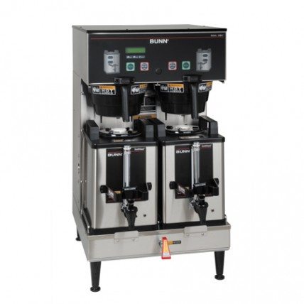 BrewWise Dual SH DBC Brewer Low Profile