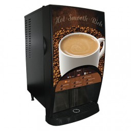 SLCA-7 specialty liquid coffee dispenser